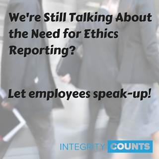 reporting practices and ethics Opinions expressed by entrepreneur contributors are their own  creating an avenue for reporting or disclosing unethical behavior is  1 create a code of ethics.