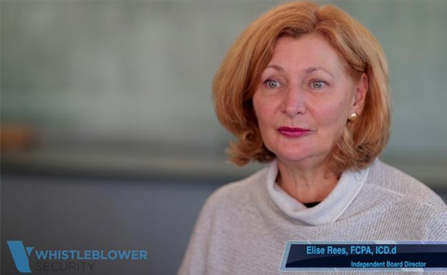 video testimonial Elise Rees