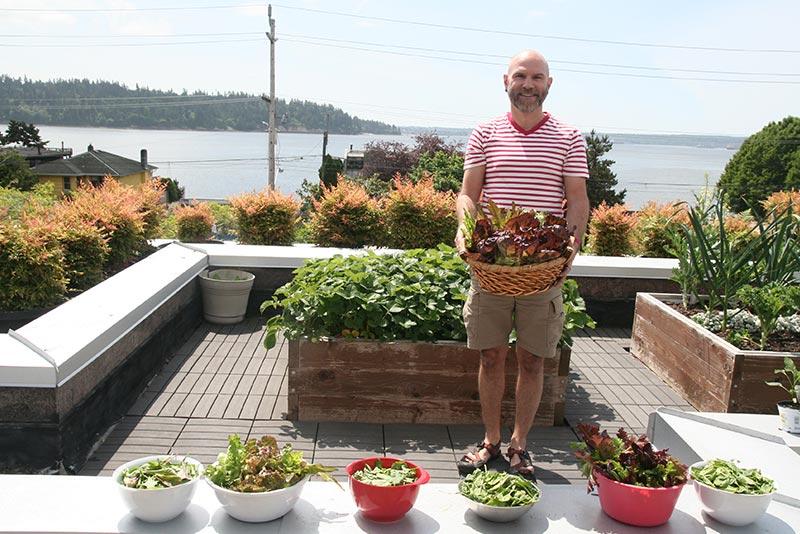 Careers Rooftop Community Garden M