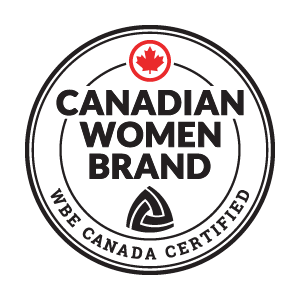 Certification Logo WBE Canada Certified