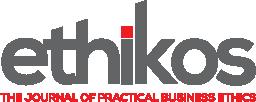 illustration logo ethikos
